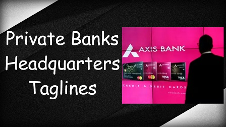 banks and their taglines pdf
